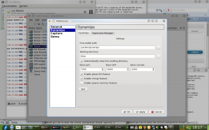 Setting GNS3 path to Dynamips